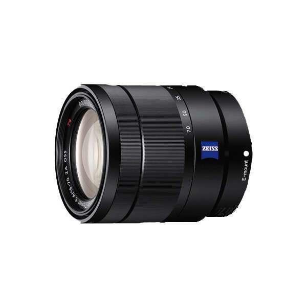 E-mount объектив Sony  ZEISS Vario-Tessar T* E 16-70 мм f/4.0 ZA OSS SEL1670Z.AE
