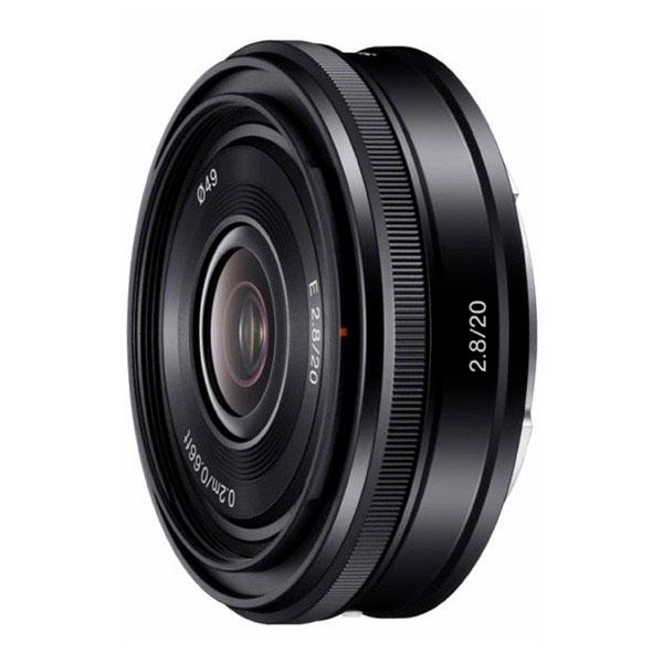 Широкоугольный объектив Sony E-mount SEL20F28.AE  E 28 мм f/2.8