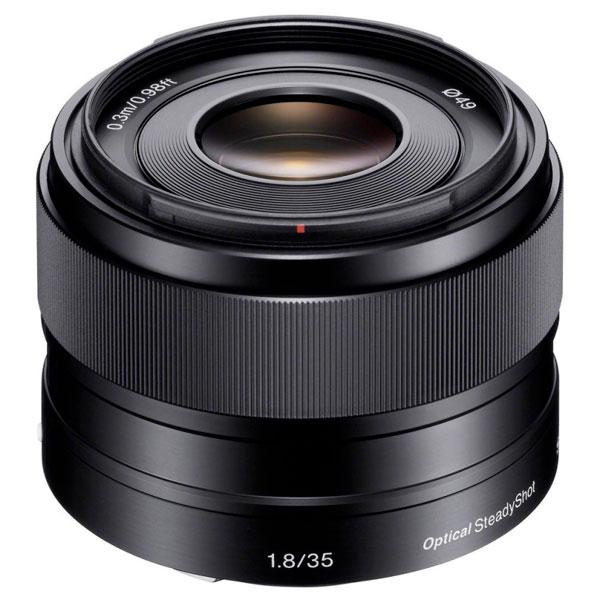 E-mount объектив SEL35F18.AE Sony E 35 f/1.8 OSS