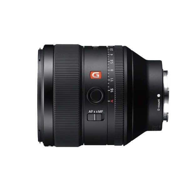 FE-mount объектив Sony серии G Master FE 85 мм f/1.4 GM OSS SEL85F14GM.SYX