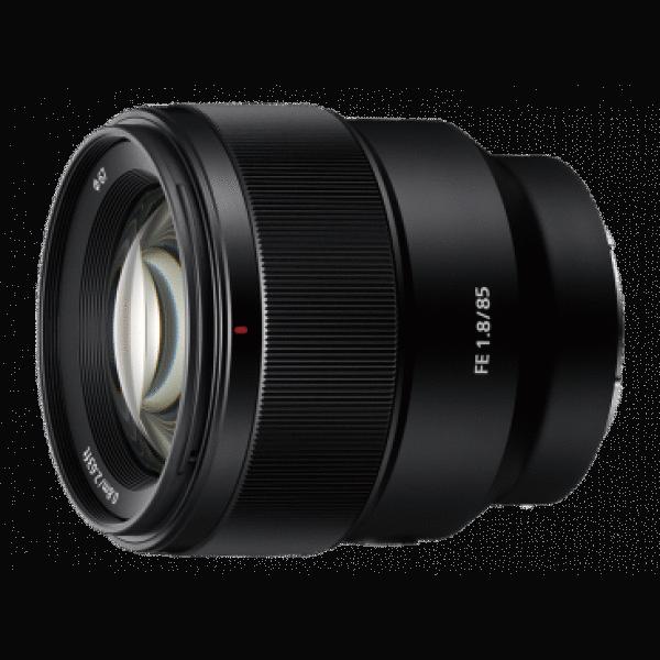 Объектив Sony FE-mount FE 85 f/1.8 (SEL85F18.SYX)