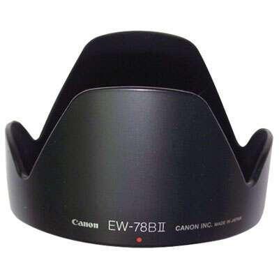 Бленда для фотоаппарата Canon EW-78B II