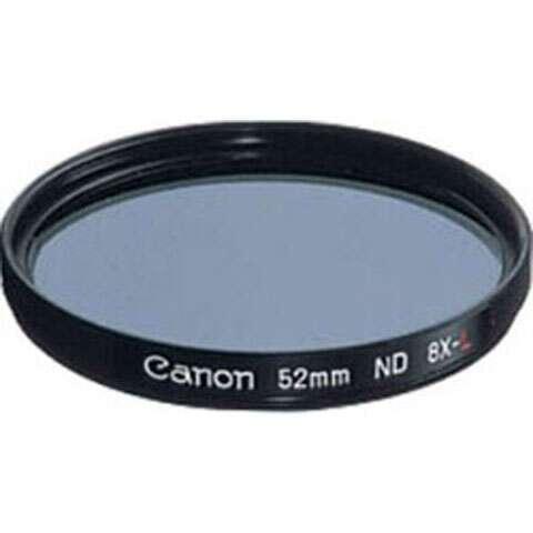 Защитный фильтр для объектива Canon 72 ND8-L/8X