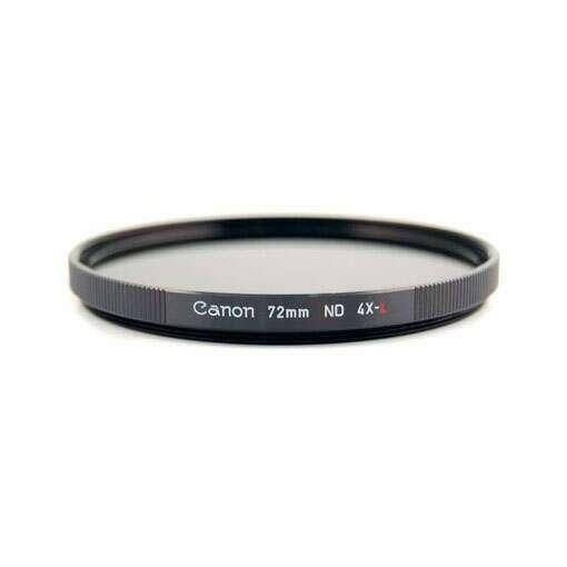 Светофильтр для объектива Canon ND4-L