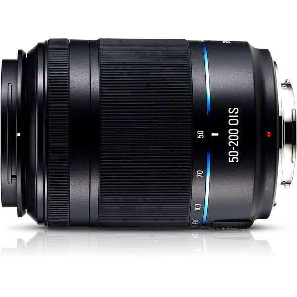 Фото объектив Samsung EX-T50200IB Черный