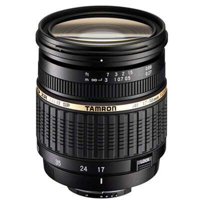 Объектив TAMRON SP AF 17-50мм F/2.8 XR Di II LD Aspherical [IF] для Canon