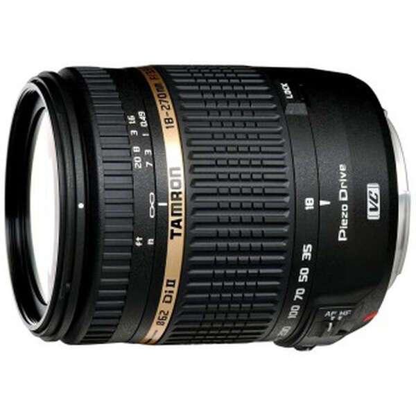 Объектив TAMRON 18-270мм F3.5-6.3 Di II (со стабилизатором) PZD для Nikon