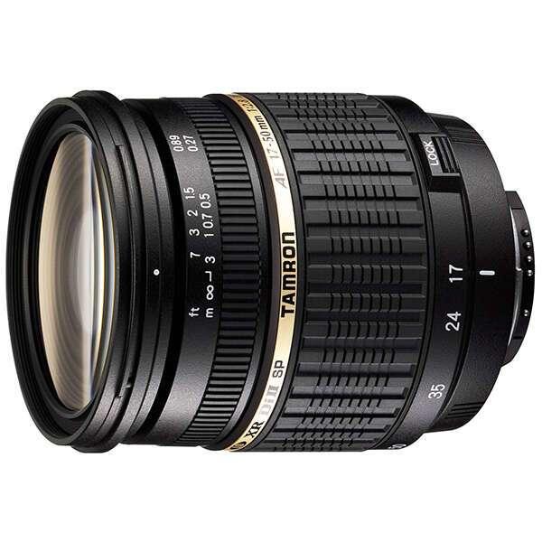 Объектив TAMRON SP AF 17-50мм F/2.8 XR Di II LD Aspherical [IF] для Nikon-II
