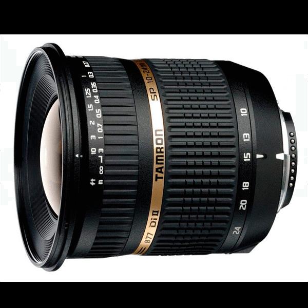 Объектив TAMRON SP AF 10-24мм F/3.5-4.5 Di II LD Aspherical [IF] для Nikon