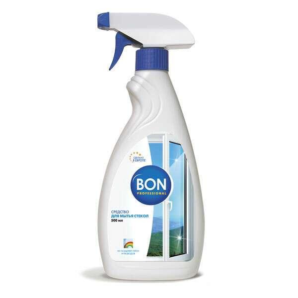 Средство для мытья стёкол BON BN-154