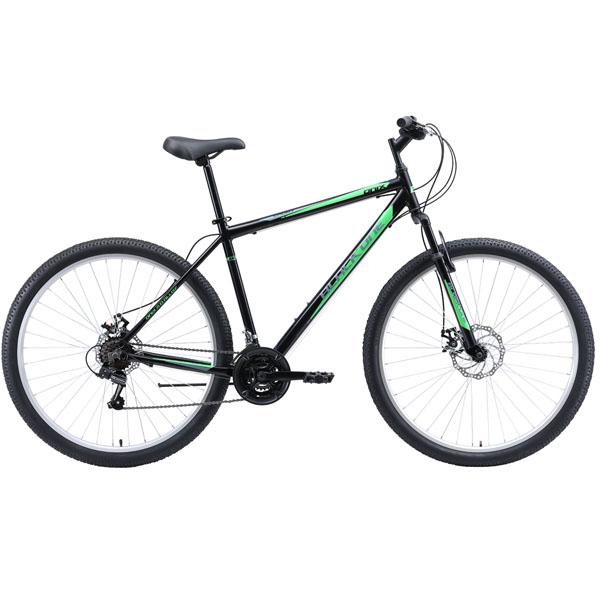 """Велосипед Black One Onix 29 D Alloy 18"""" (Черный)"""