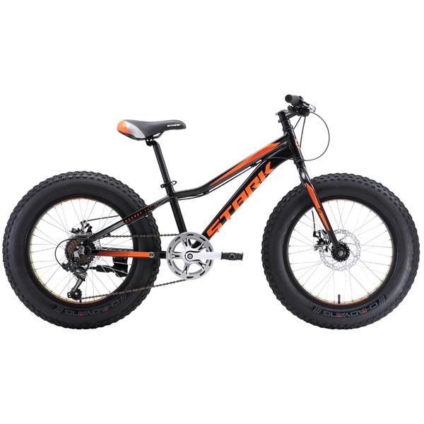 Велосипед Stark 18 Rocket Fat 20.1 D (Черный)