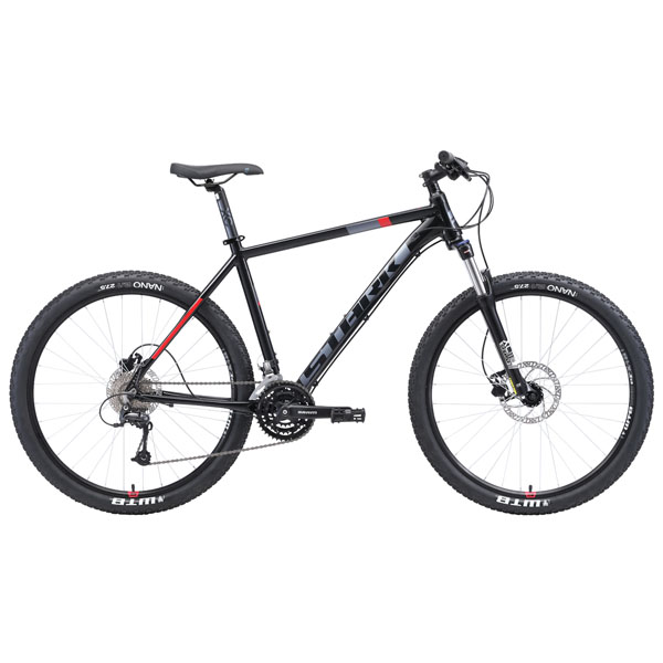 """Велосипед Stark 19 Armer 27.6 HD 20"""" (Черный)"""