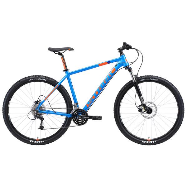 "Велосипед Stark 19 Armer 29.6 HD 22"" (Голубой)"