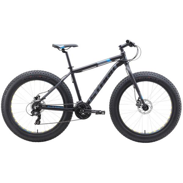 """Велосипед Stark 19 Fat 26.2 HD 20"""" (Черный)"""