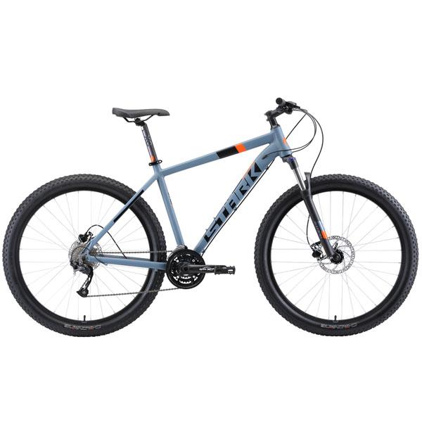 "Велосипед Stark 19 Funriser 29.4+ HD 22"" (Серый)"