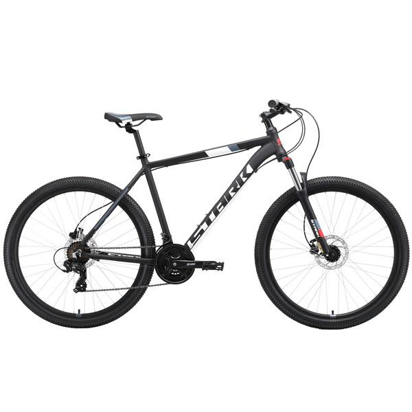 """Велосипед Stark 19 Hunter 27.2 HD 18"""" (Черный)"""
