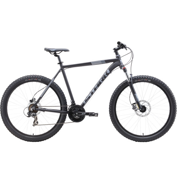 """Велосипед Stark 19 Hunter 27.2+ HD 18"""" (Черный)"""