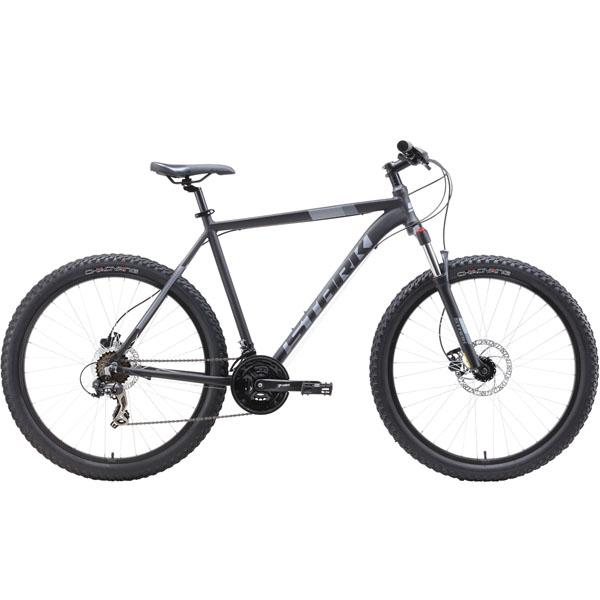"""Велосипед Stark 19 Hunter 27.2+ HD 20"""" (Черный)"""