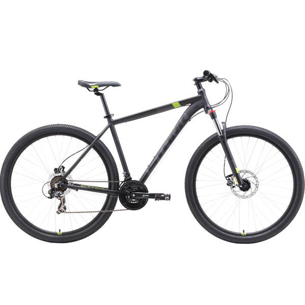 """Велосипед Stark 19 Hunter 29.2 HD 20"""" (Черный)"""