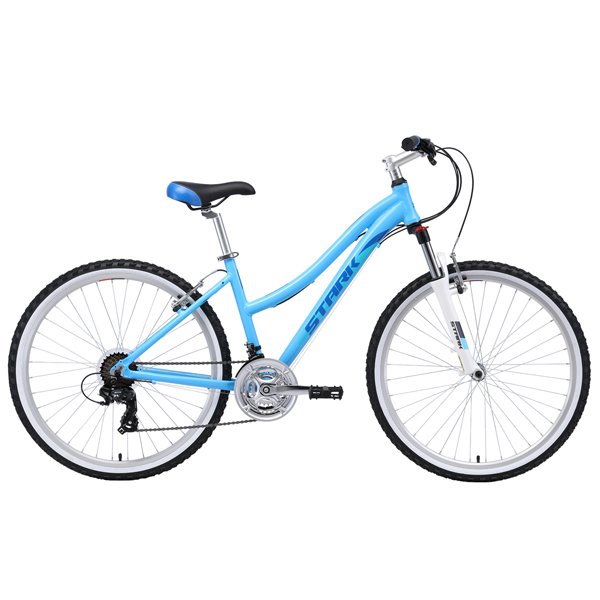 "Велосипед Stark 19 Luna 26.2 V 16"" (Голубой)"
