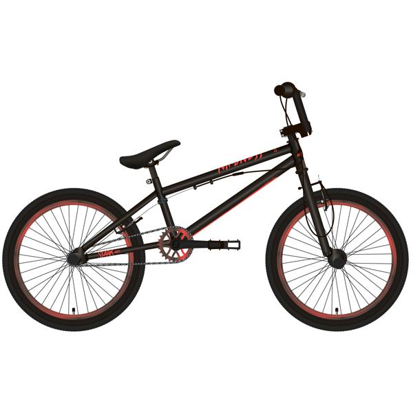 Велосипед Stark 19 Madness BMX 1 (Чёрный/красный)