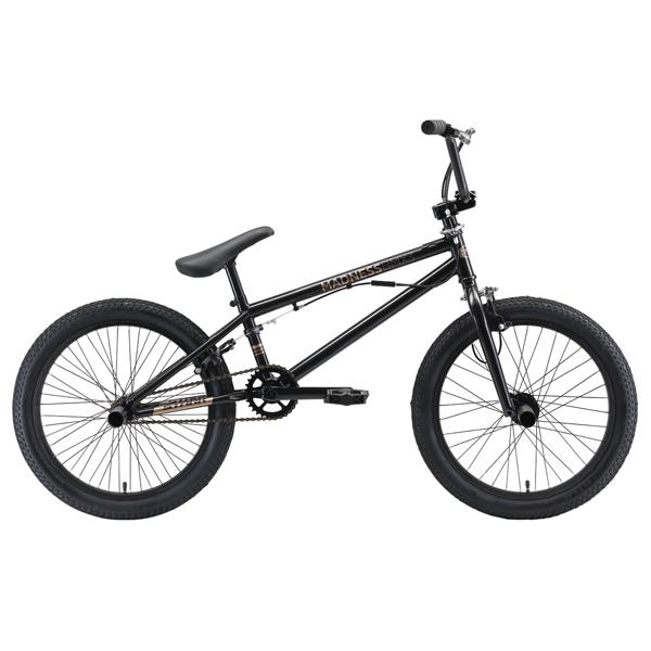 Велосипед Stark 19 Madness BMX 3 (Чёрный/золотистый)