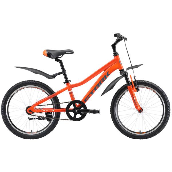 Велосипед Stark 19 Rocket 20.1 S (Оранжевый)
