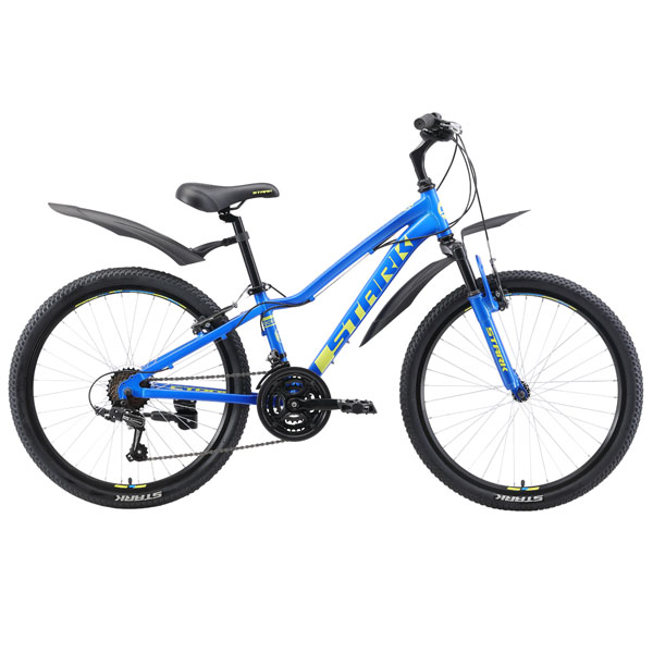 Велосипед Stark 19 Rocket 24.1 V (Голубой)