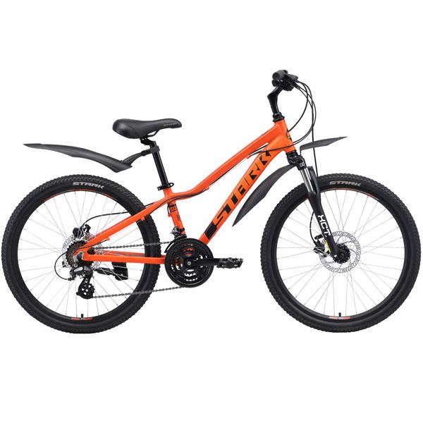 Велосипед Stark 19 Rocket 24.3 HD (Оранжевый)