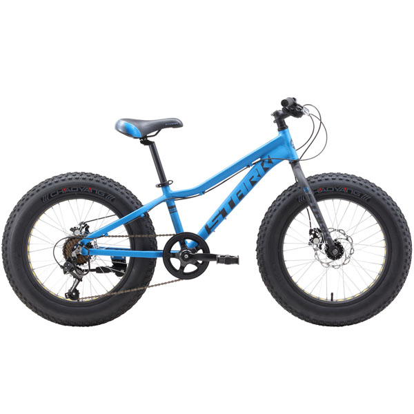 Велосипед Stark 19 Rocket Fat 20.1 D (Голубой)
