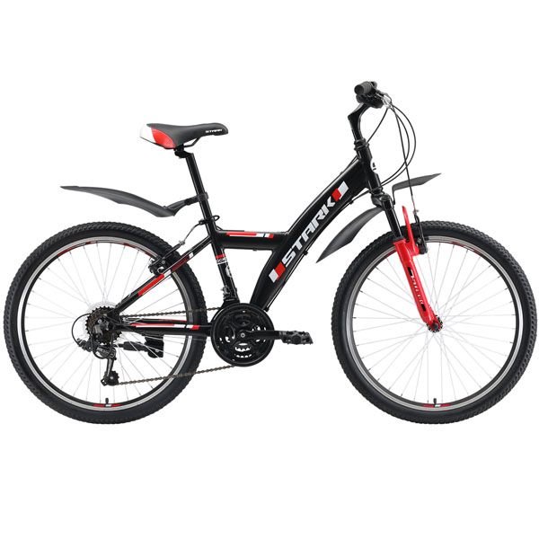 Велосипед Stark 19 Rocket Y 24.1 V (Чёрный)
