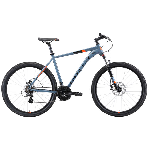"""Велосипед Stark 19 Router 27.3 D (Серый) 22"""""""