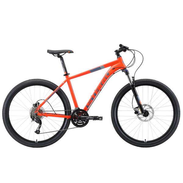 "Велосипед Stark 19 Router 27.4 HD 18"" (Оранжевый)"