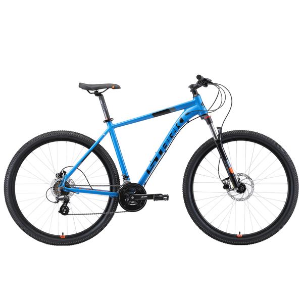 "Велосипед Stark 19 Router 29.3 HD 22"" (Голубой)"
