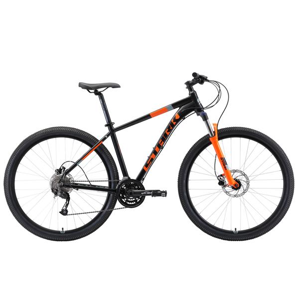 "Велосипед Stark 19 Router 29.4 HD 22"" (Чёрный)"