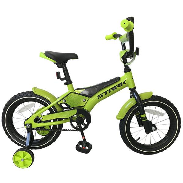 Велосипед Stark 19 Tanuki 14 Boy (Зелёный)