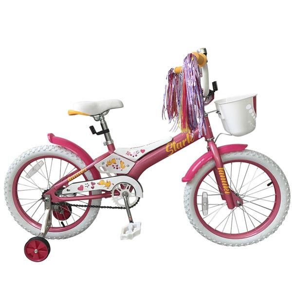 Велосипед Stark 19 Tanuki 18 Girl (Розовый)