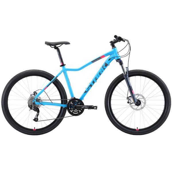 "Велосипед Stark 19 Viva 27.4 D 16"" (Голубой)"