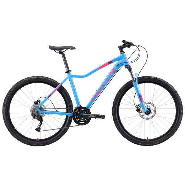 """Велосипед Stark 19 Viva 27.4 HD (Голубой) 16"""""""
