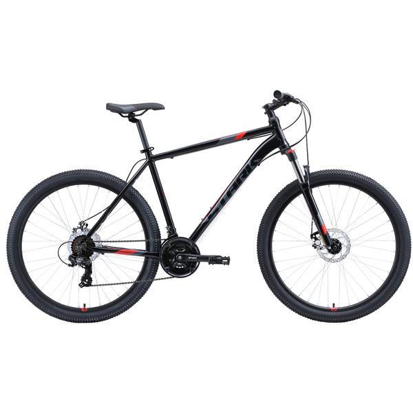 """Велосипед Stark 20 Hunter 27.2 D 18"""" (Чёрный)"""