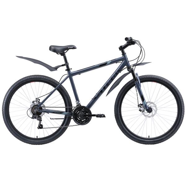 "Велосипед Stark 20 Outpost 26.1 D 16"" (Серый/чёрный)"