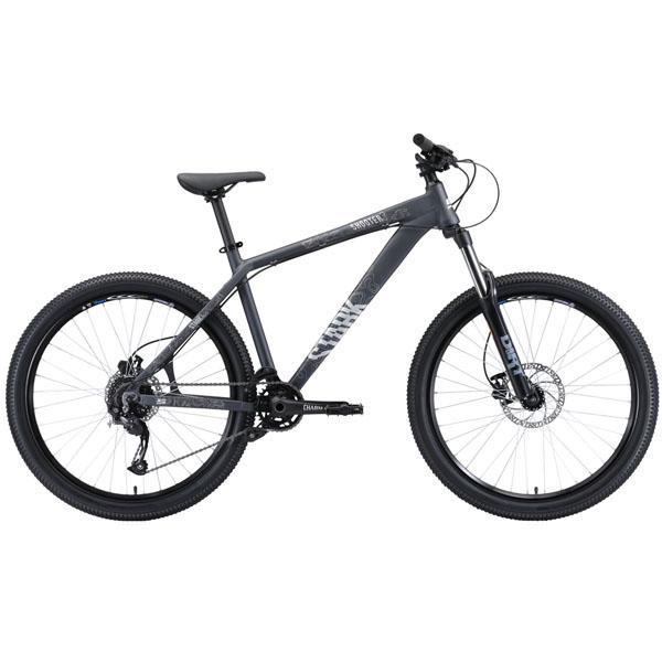 "Велосипед Stark 20 Shooter-3 (Серый) 18"""