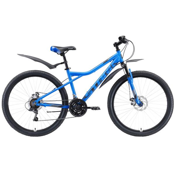 """Велосипед Stark 20 Slash 26.1 D 18"""" (Голубой/чёрный)"""
