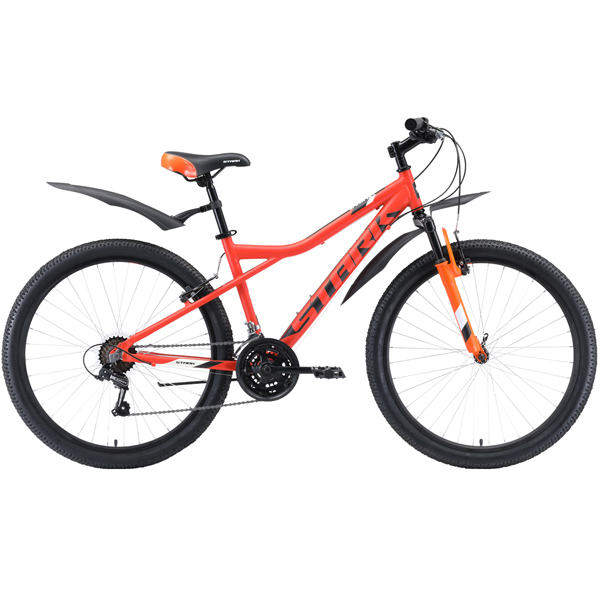 "Велосипед Stark 20 Slash 26.1 V 16"" (Оранжевый)"
