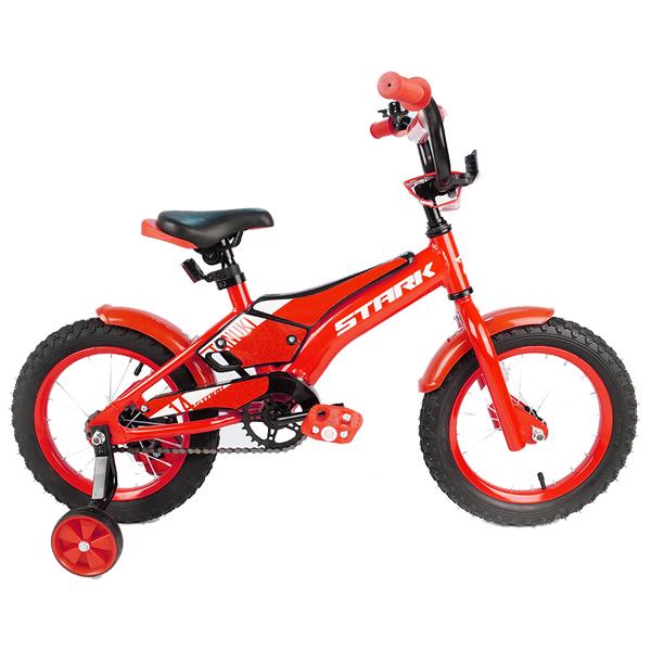 Велосипед Stark 20 Tanuki 14 Boy (Красный/белый)