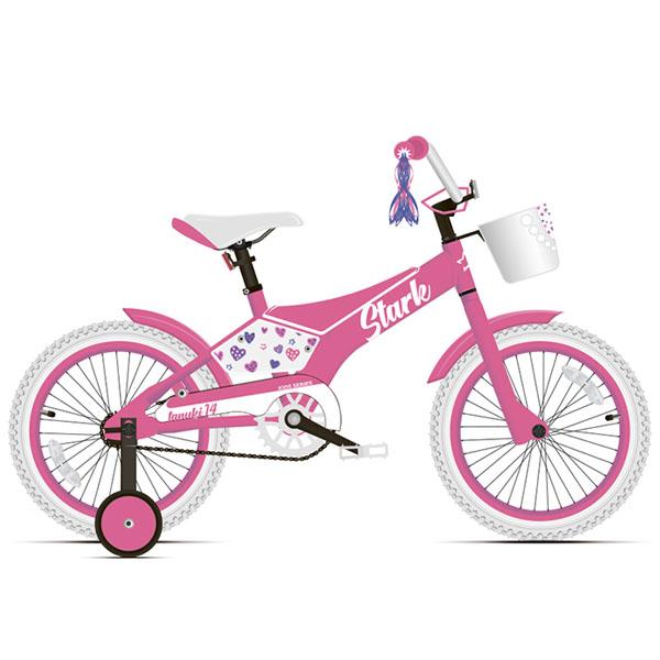 Велосипед Stark 20 Tanuki 14 Girl (Розовый)