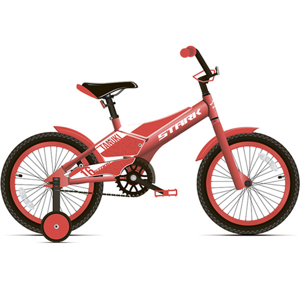 Велосипед Stark 20 Tanuki 16 Boy (Красный)