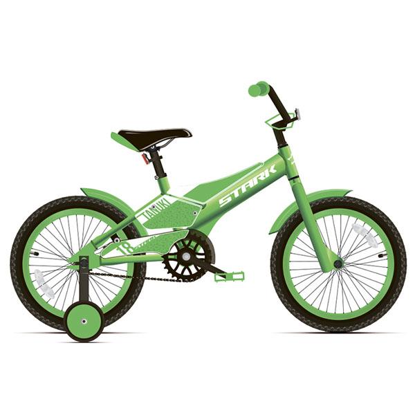 Велосипед Stark 20 Tanuki 18 Boy (Зелёный)