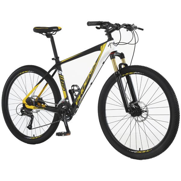 Велосипед с карбоновой рамой Phoenix Swoop1 Carbon (YE16A2752TP)